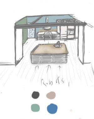 Rénovation d'une maison : les premières étapes ! @vert_de_gris