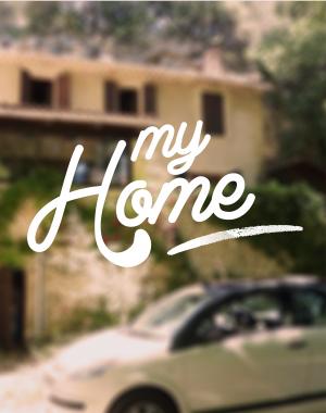 MY HOME VERT DE GRIS