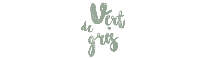 LOGO VERT DE GRIS