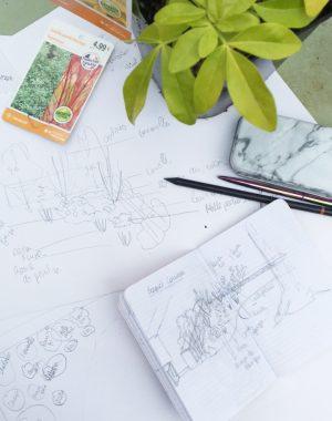 Inspiration jardins et paysages @vert_de_gris