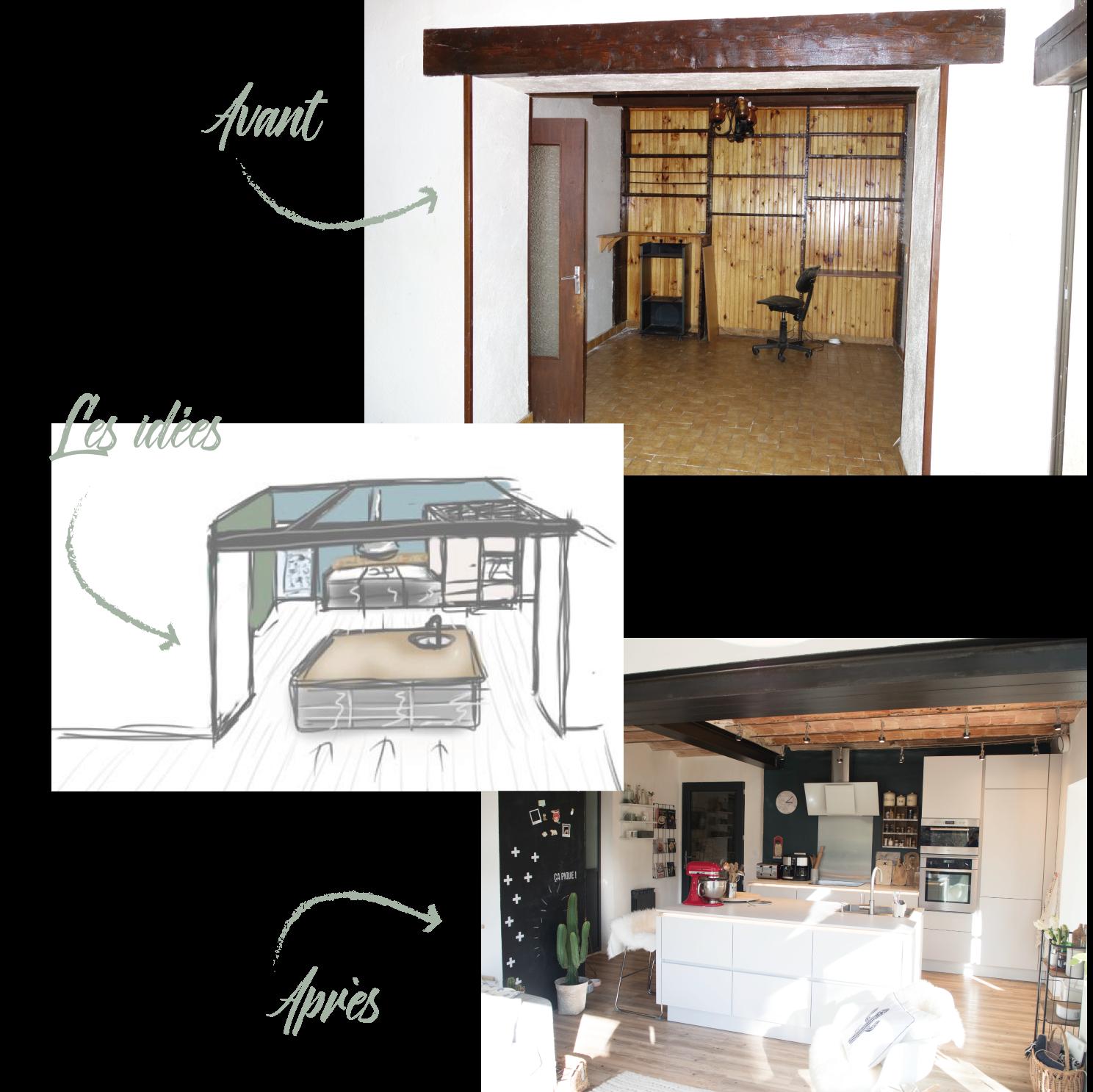 Travaux Renovation D Une Maison Ancienne Transformation Avant Apres