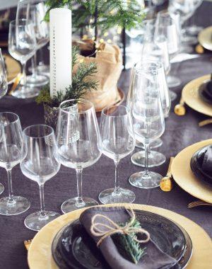 5 astuces pour dresser une jolie table en fête- @vert_de_gris