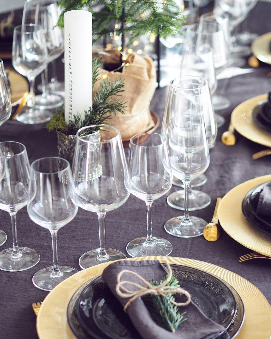 5 astuces pour dresser une jolie table en fête – @vert_de_gris