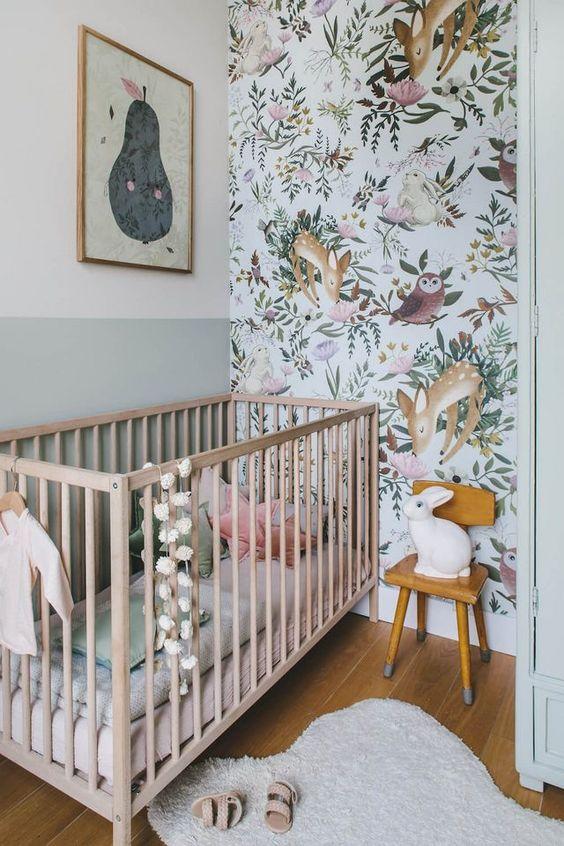 Chambre bébé tendance